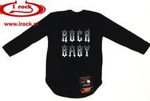 I rock.pl - RockBaby / Kolekcja rockowych ubranek dziecięcych \m/