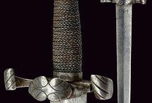 Daggers / Short, stabby stuffs.