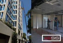 Conversion of multiple offices into one space Hellenic Gas Transmission System Operation S.A (DESFA)