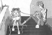 comic by Ai Yazawa