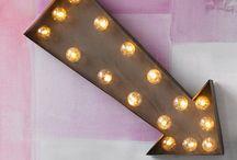 Lámpa + LED + Fények