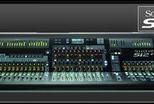 Tecnologie Audio / Attrezzature per spettacolo ed intrattenimento.