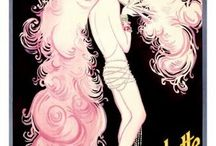 Burlesque and pin up stuff / by Krystal Perry