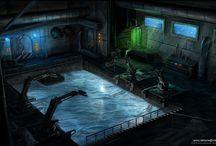 Underwater facility