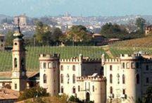 castelli / in provincia di asti