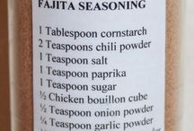 Seasoning - baitz