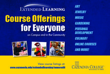 Extended Learning / by Cazenovia College Career & Extended Learning
