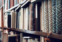 Stacks and Stacks / Books for days. Stacks of books. Shelfies.