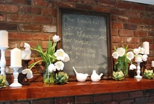 March Decor / by Raymie White