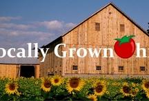 Locally Grown/Farmers Markets