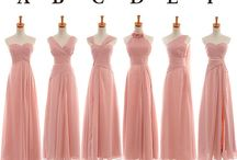 Weddings: Bridesmaid Dresses / Inspiration for bridesmaids dresses for your wedding.
