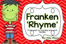 Early Literacy- Rhyming