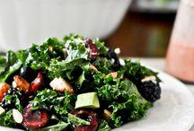 Salads / by Nancy Fischer Peach
