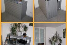 Kleine ruimtes optimaal benutten
