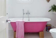 Bubbles in the Bath / by Leia Boyd