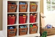 "Here Comes Baby, Get Organized! / Are you ""nesting""?  Here are some unique and decorative ways to store your baby items in style. / by HALO® SleepSack®"