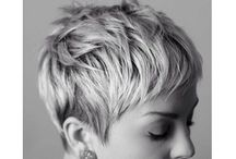 Haare, Haare... Nichts als Haare...