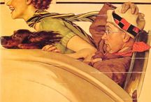Paintings: Norman Rockwell