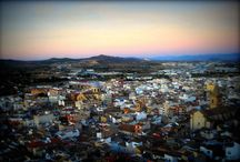 Yecla / La Ciudad, sus monumentos, sus calles, su gente