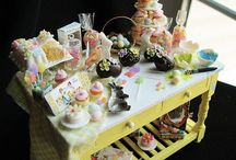 Miniature Dollhouse Food / by BRIANA JOHNSON