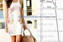 Dress patterns