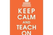 Teacher stuff / by Lesley Turek