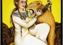 Strength Tarot Card For Love