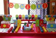 birthday party ideas / by Brittney Nelson