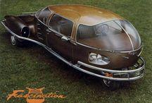 Odd ball vintage autos