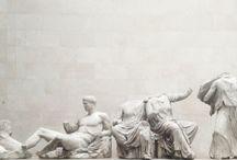 // greek gods. / • the greek gods and goddesses; greek mythology