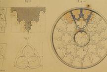 Gothic drawnings / Gothic