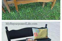 Recicled ideas / by Jimena Del Castillo