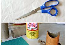 Paper Roll #craft