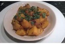 Cape Malay foods