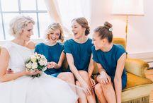 fotoshooting with your bridesmaids / Great inspirational pictures for a fotoshooting with your bridesmaids ♥ Inspirierende Bilder für ein Fotoshooting mit deinen Brautjungfern