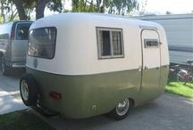 Caravan oldtimer
