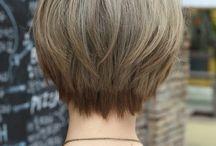 hår nakke