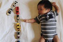 Baby 1 year photo shoot