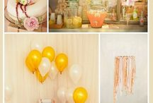 party ideas / by Brandi Mansell Burkhalter