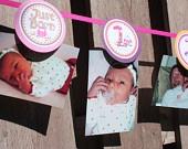 Whitney's 1 year birthday party ideas / by Lidia Sirbu