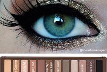 Make up! / by Brianna Dodd