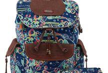 tašky a menšie ruksačiky