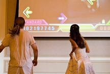 Video Game Wedding