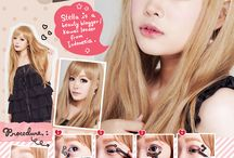 Japanese kawaii tutorial makeup