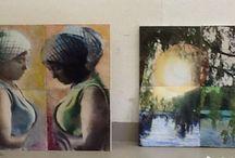 Acrylic Revolution / Les cours au Centre des Arts Visuels @Montreal