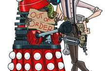 dr.who!!!! / by Erica Frazier