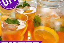 Getränke selber machen