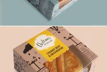 Pies and cakes packaging