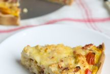 ovenschotels/quiche