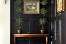 Entry ways and Foyers